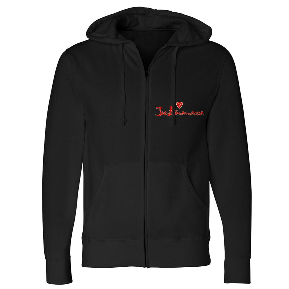 Rebel with a Cause Zip-Up Hoodie (Unisex)