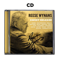 Reese Wynans and Friends: Sweet Release (CD) (Released: 2019) - Hand-Signed