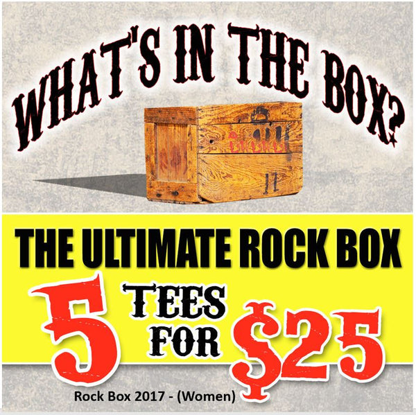 Rock Box 2017 - (Women)