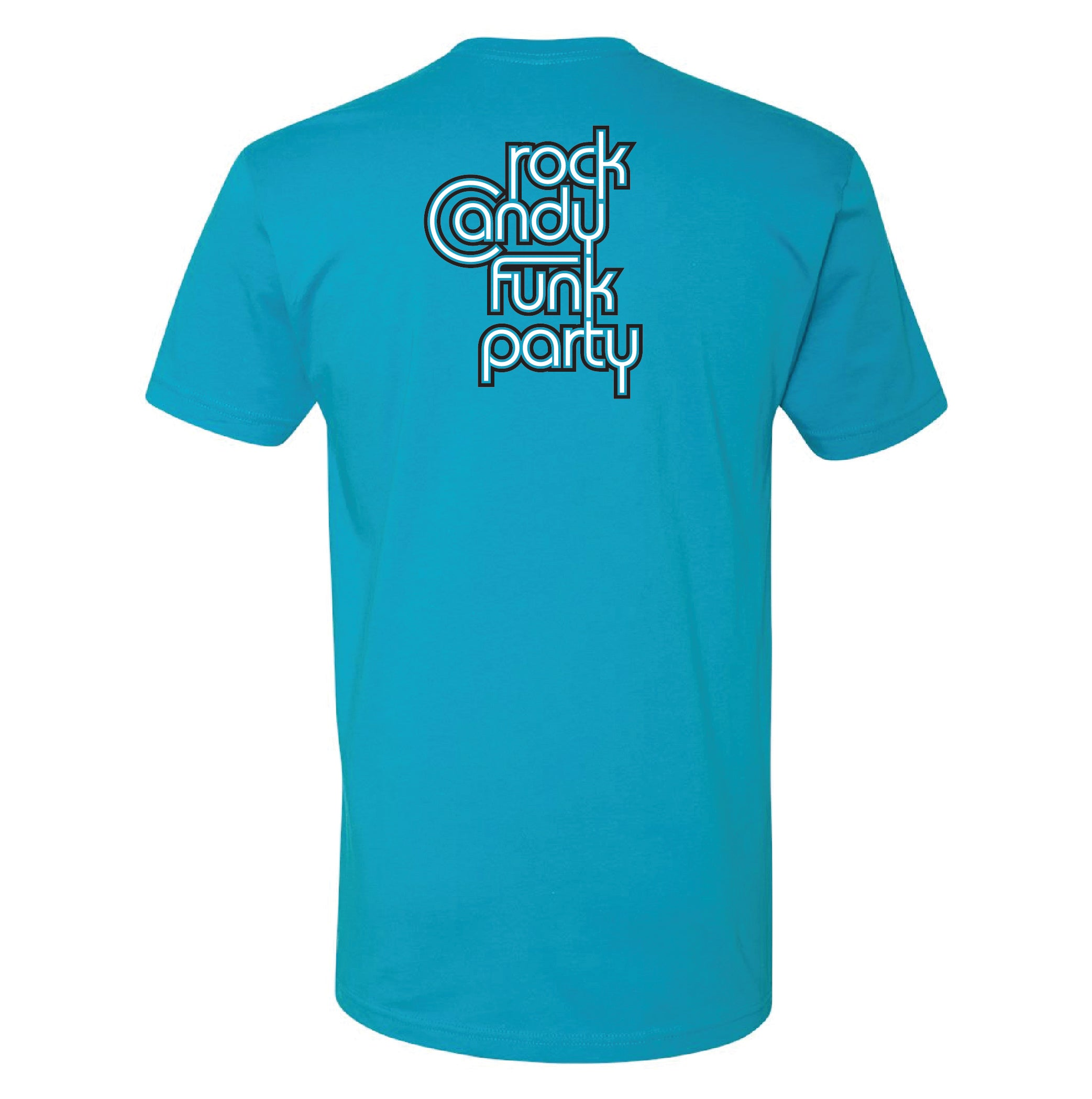 Rock Candy Funk Party T-Shirt (Unisex) - Blue