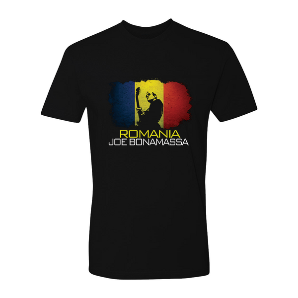 Joe Bonamassa World Shirt: Romania
