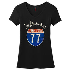 JB Route 77 V-Neck (Women)