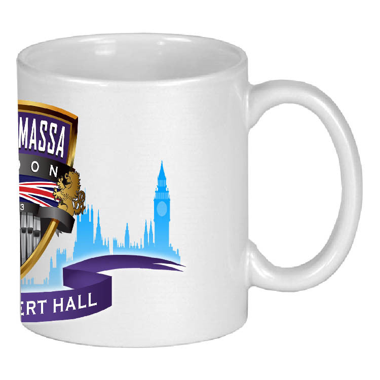 Royal Albert Hall Collectible Mug- Acoustic/ Electric Night