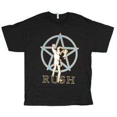 Rush - Starman Glow T-Shirt (Men)