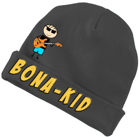 Bona-Kid Rabbit Skin Infant Cap