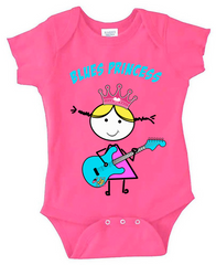 Blues Princess Rabbit Skin Onesie
