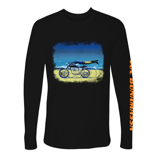 Different Shades of Blue Long Sleeve (Unisex)