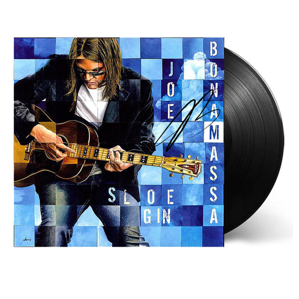 Joe Bonamassa: Sloe Gin (Vinyl) (Released: 2007) - Hand-Signed