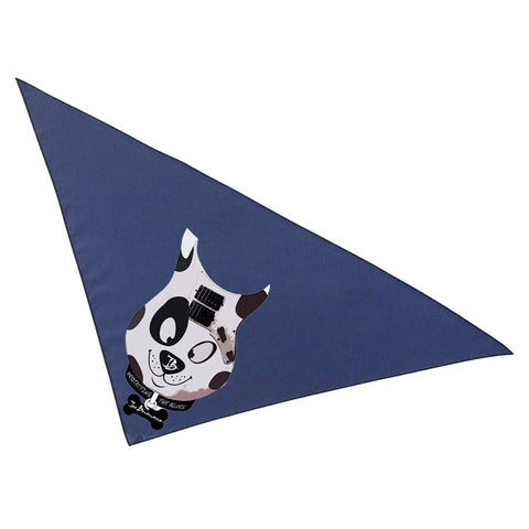 Blues Scout Bandana - Navy