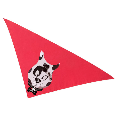 Blues Scout Bandana - Red