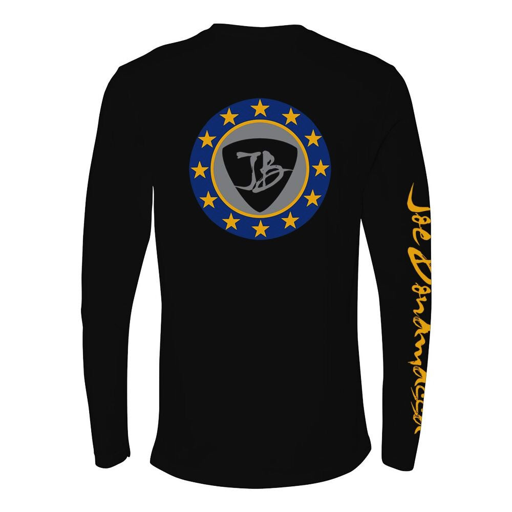 Vintage Star Shield Long Sleeve (Men)