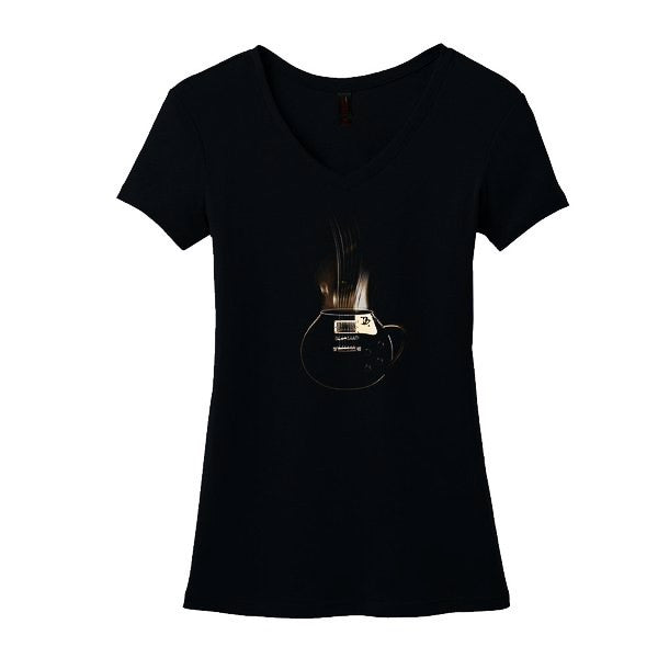 Second Cup of Joe V-Neck (Women)