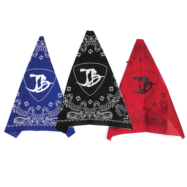Headstock Bandana - 3 Pack