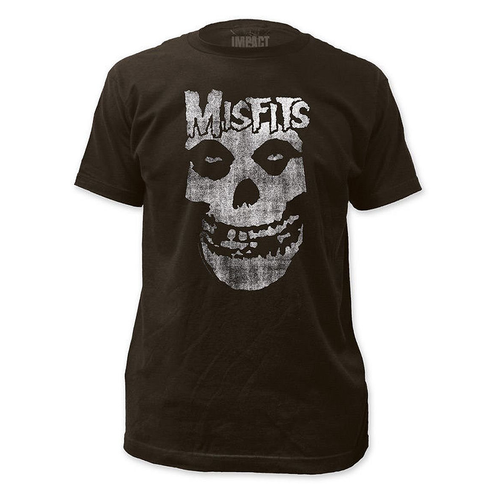 The Misfits - Distressed Skull T-Shirt (Men)