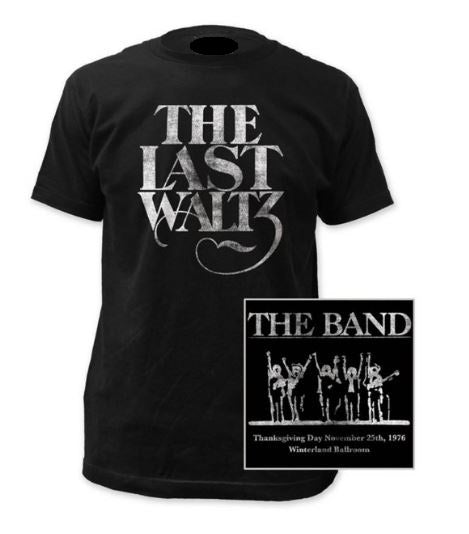 The Band - The Last Waltz T-Shirt (Men)