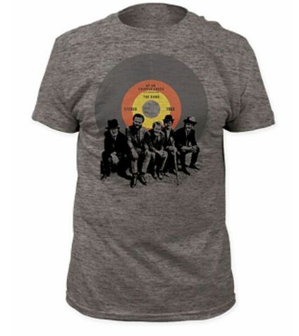 The Band - Up On Cripple Creek T-Shirt (Men)