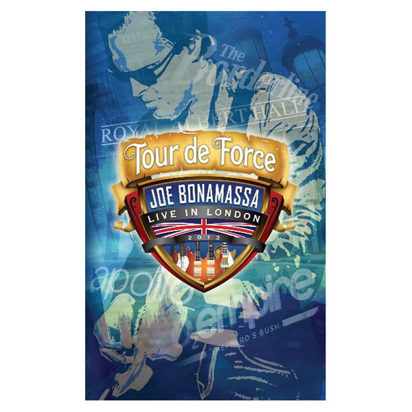 Tour de Force Collectible Poster
