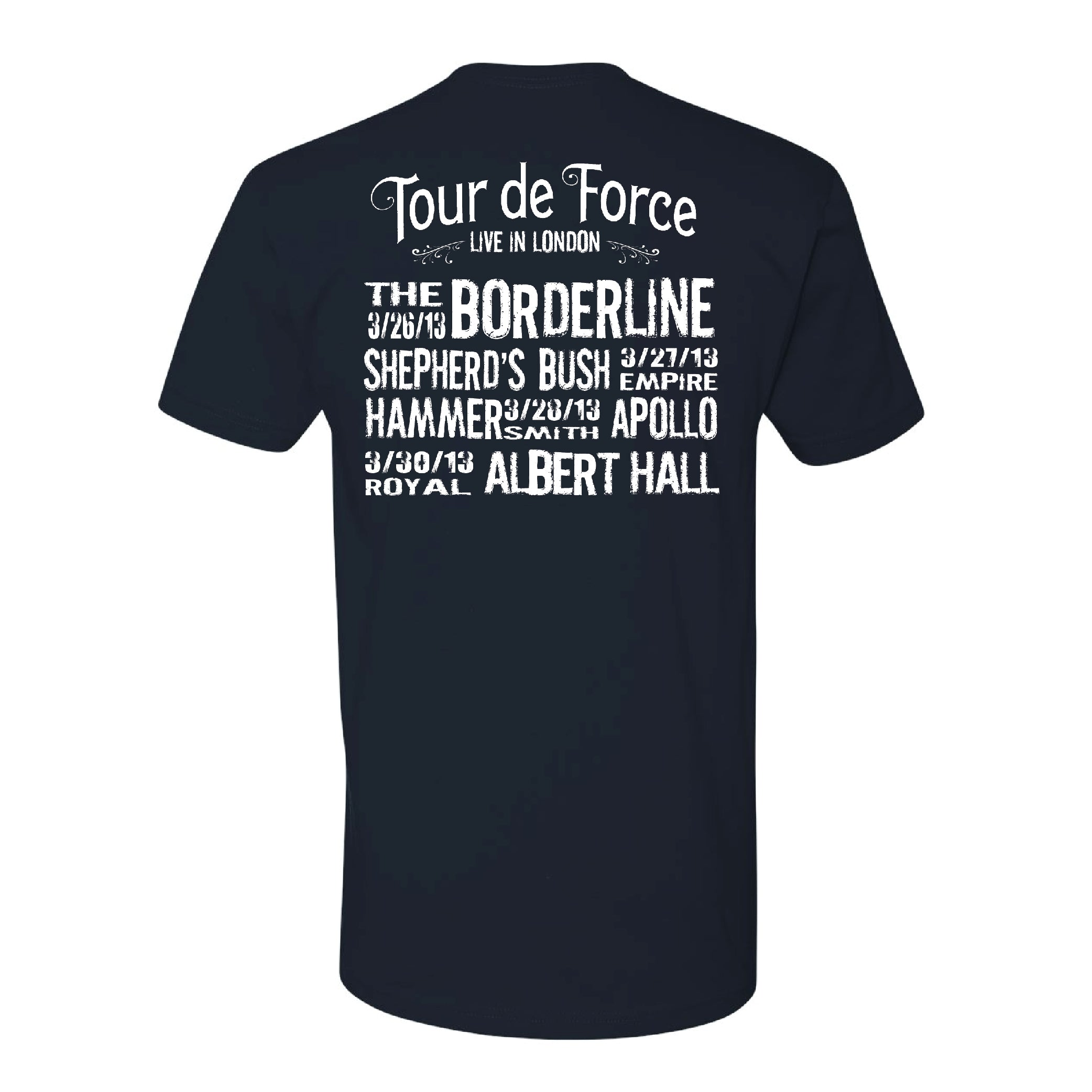 Tour de Force T-Shirt (Unisex)
