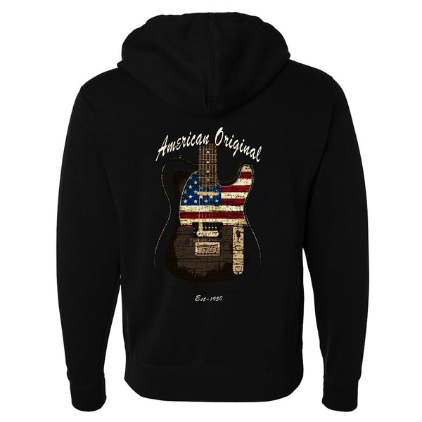 Tribut - American Original Zip-Up Hoodie (Unisex)