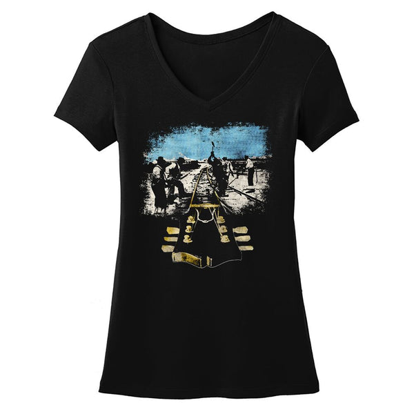 Tribut - Blues Pioneers V-Neck (Women)