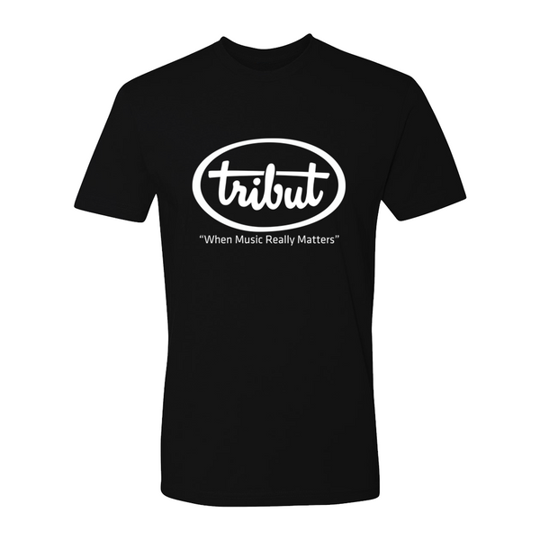 Tribut - Logo T-Shirt (Unisex) - Black