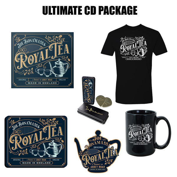 Royal Tea Ultimate CD Package (Unisex)