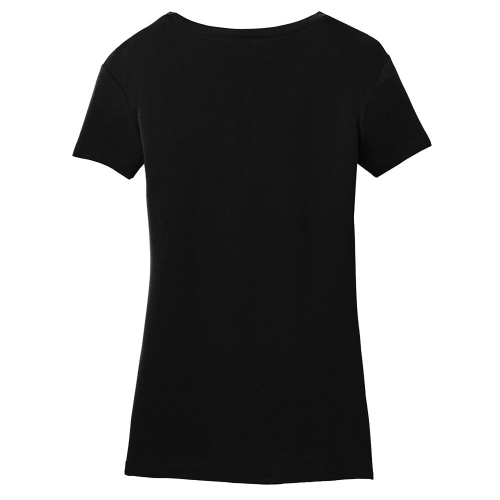 Guitar Trifecta V-Neck (Women)