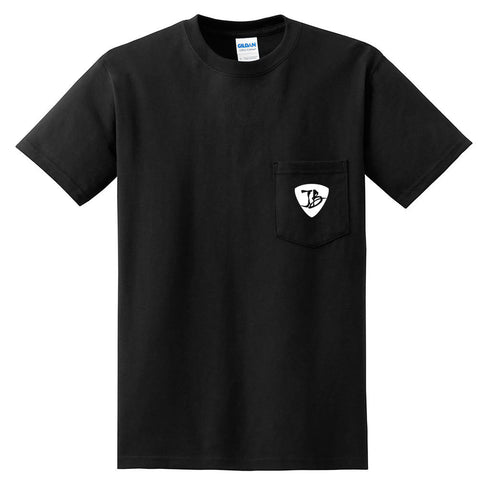 V-Twin Blues Pocket T-Shirt (Unisex)