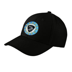 Vintage Star Shield Hat