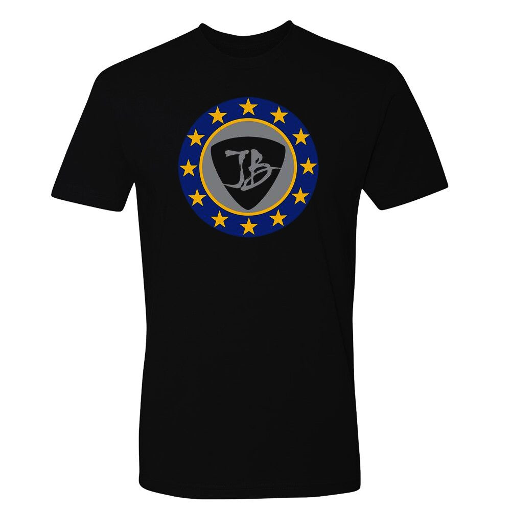 Vintage Star Shield T-shirt (Unisex)