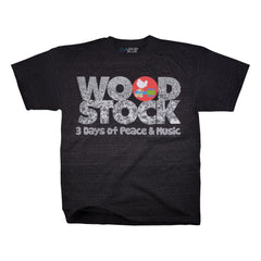 Woodstock - Half a Million Strong T-Shirt (Men)