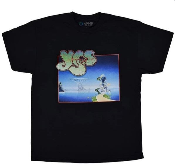 Yes - Yessongs T-Shirt (Men)