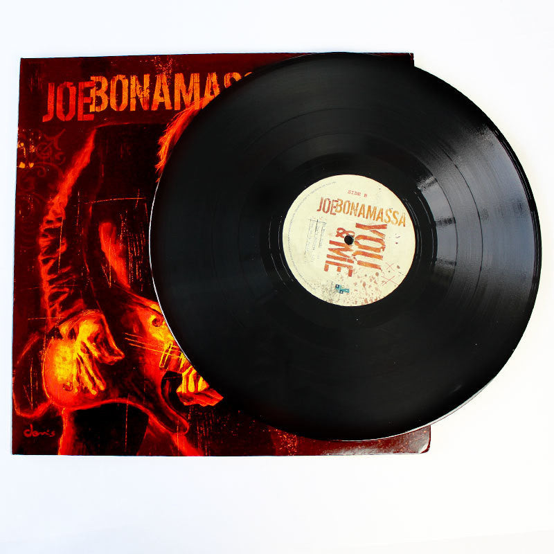 Joe Bonamassa: You and Me (Vinyl) (Released: 2006)