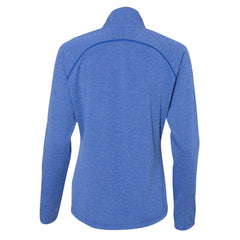 Blues Rock Adidas Lightweight 1/4 Zip Pullover (Women) - Royal
