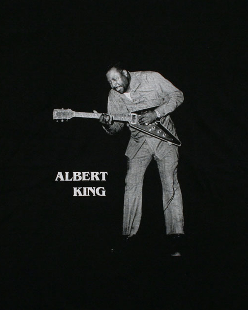 Albert King T-Shirt (Unisex)