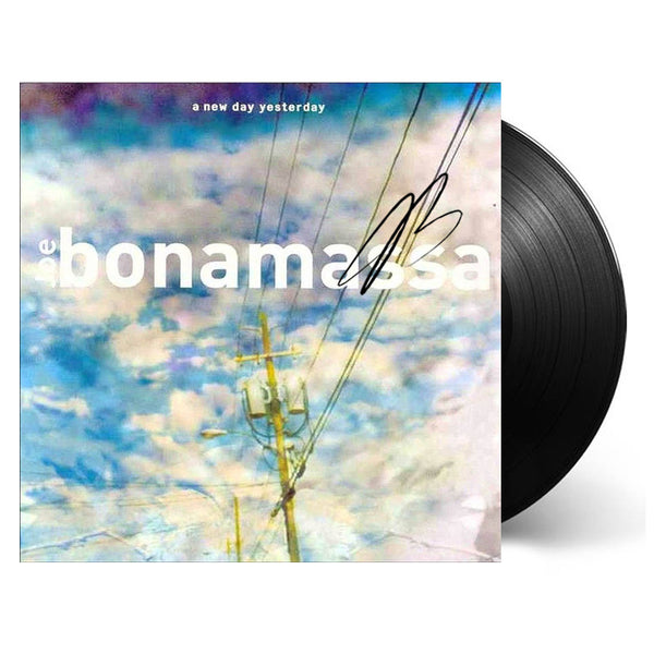 Joe Bonamassa: New Day Yesterday (Vinyl) (Released: 1999) - Hand-Signed