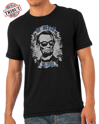 Tribut - In Blues We Trust (Unisex)