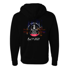 ACL Live Commemorative Event Zip-Up Hoodie (Unisex)