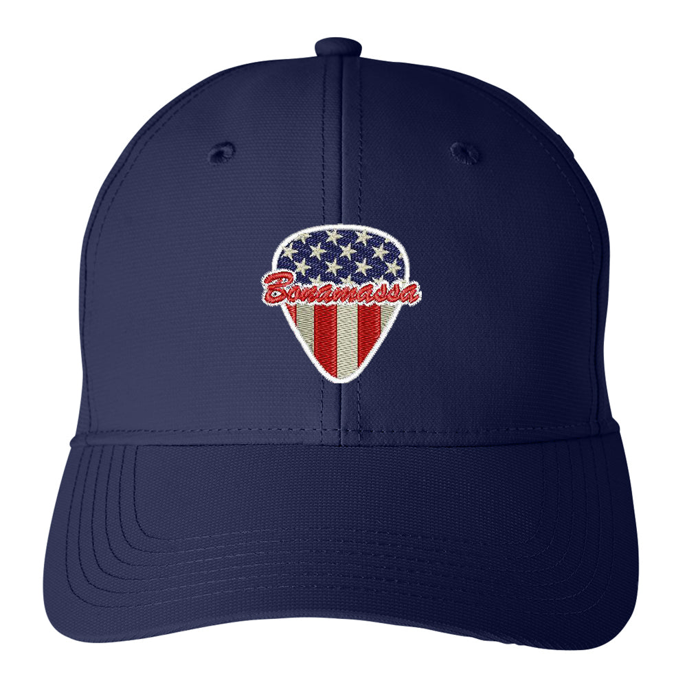 American Style Puma Adjustable Hat - Navy