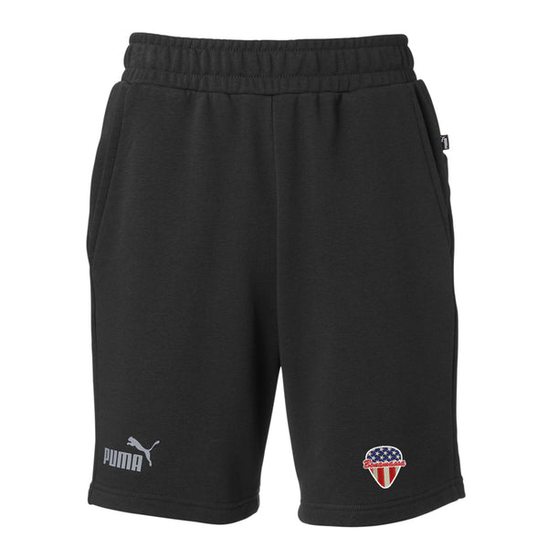 American Style Puma Sport Essential Bermuda Short (Men) - Black