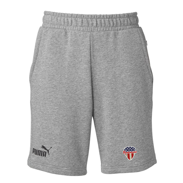 American Style Puma Sport Essential Bermuda Short (Men) - Grey