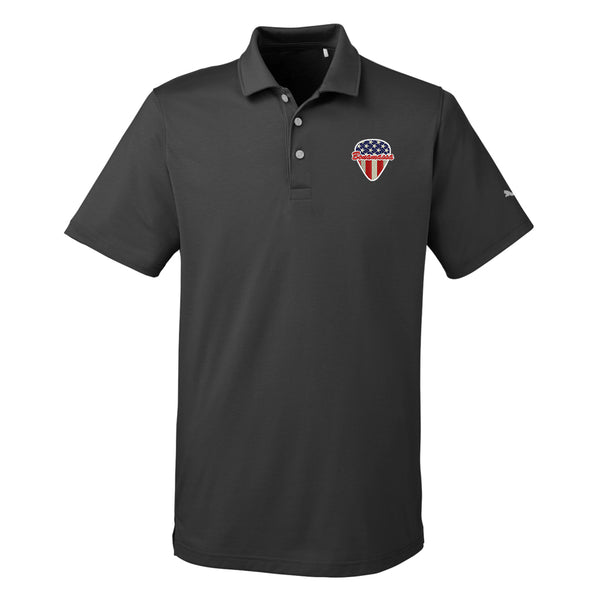American Style Puma Polo (Men) - Black