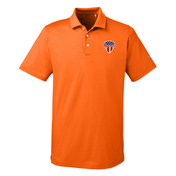 American Style Puma Polo (Men) - Orange