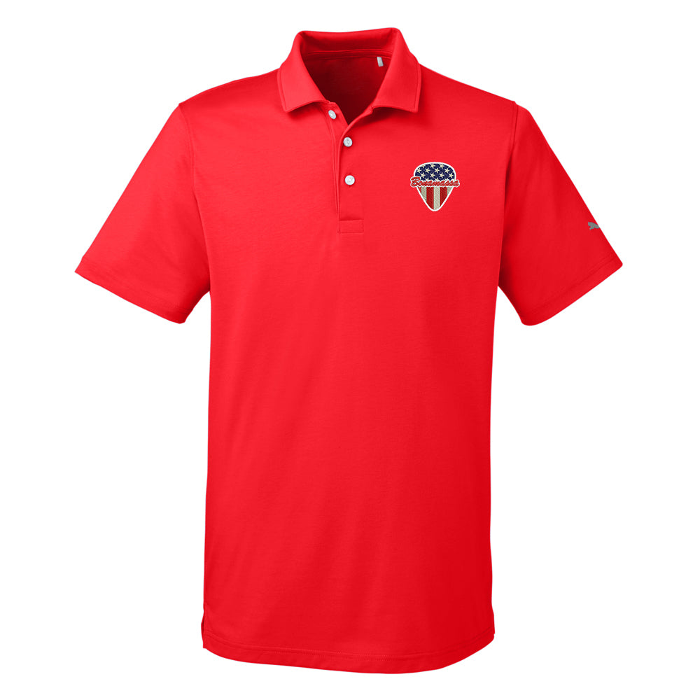 American Style Puma Polo (Men) - Red