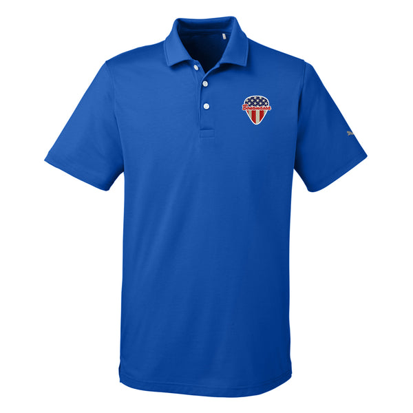 American Style Puma Polo (Men) - Royal