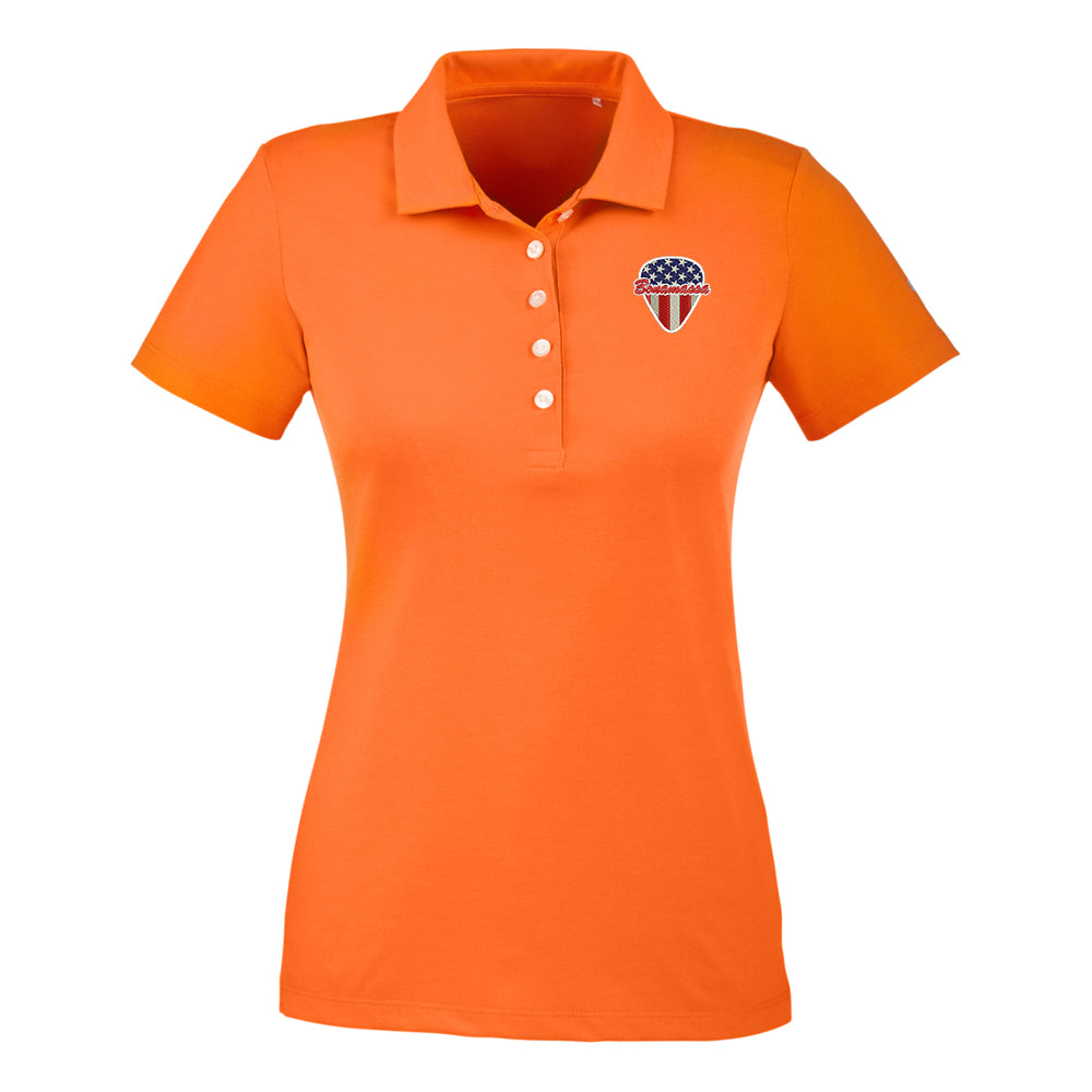 American Style Puma Polo (Women) - Orange