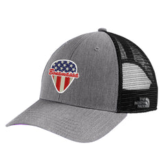 American Style The North Face Ultimate Trucker Hat - Grey/Black