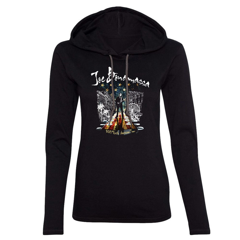 2017 North American Tour Hooded Long Sleeve (Women)