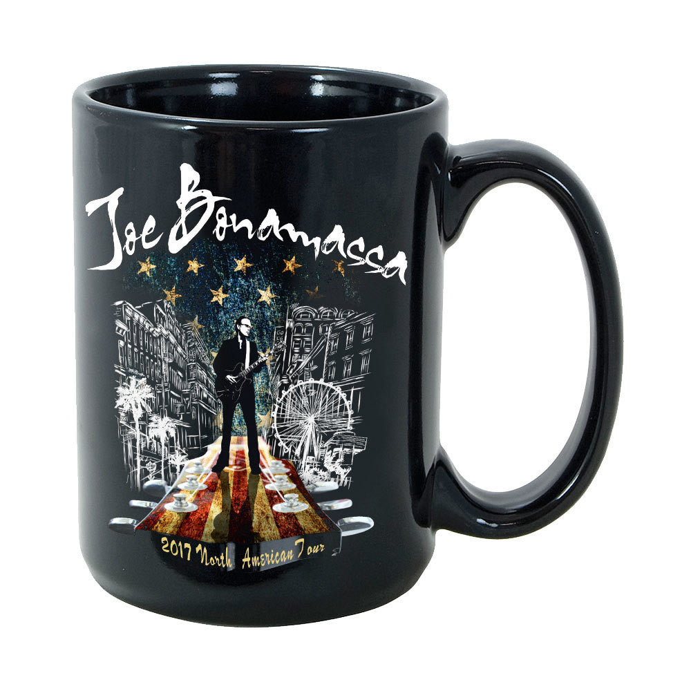 2017 North American Tour Mug