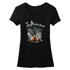 2017 North American Tour V-Neck (Women)